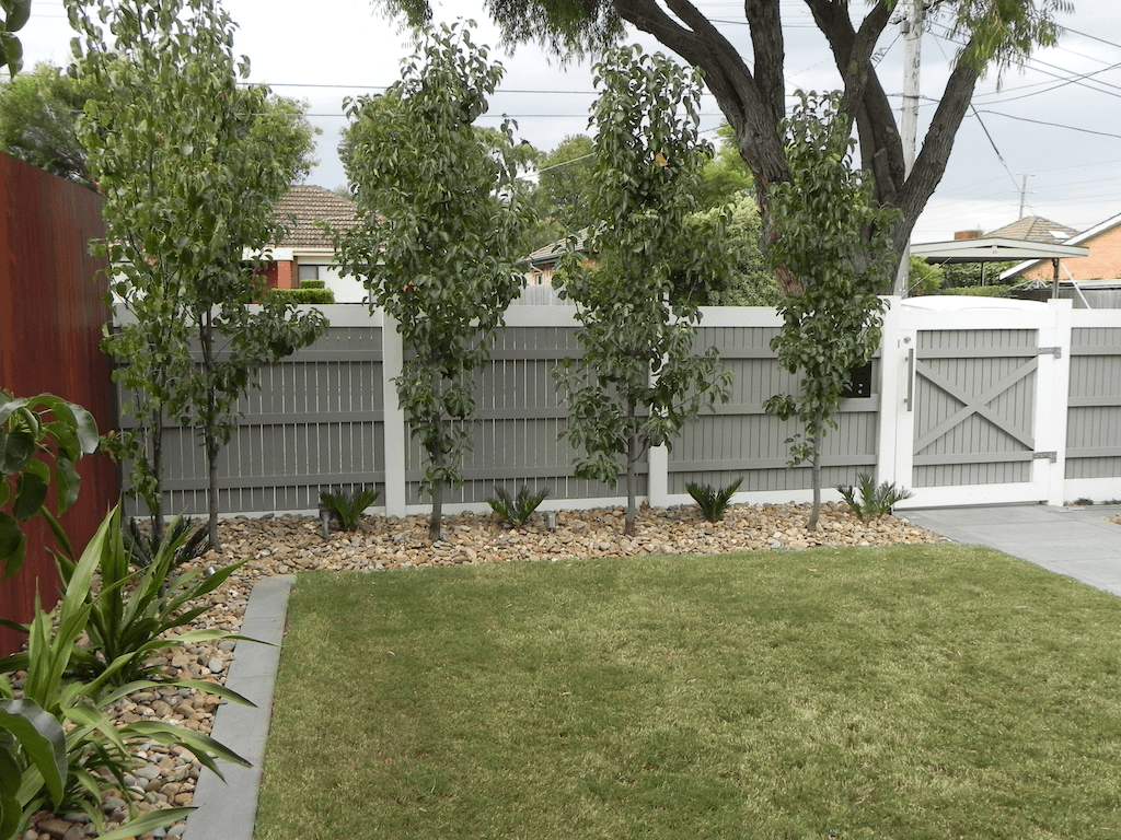 Landscape construction project 3 forever green for Landscape construction melbourne