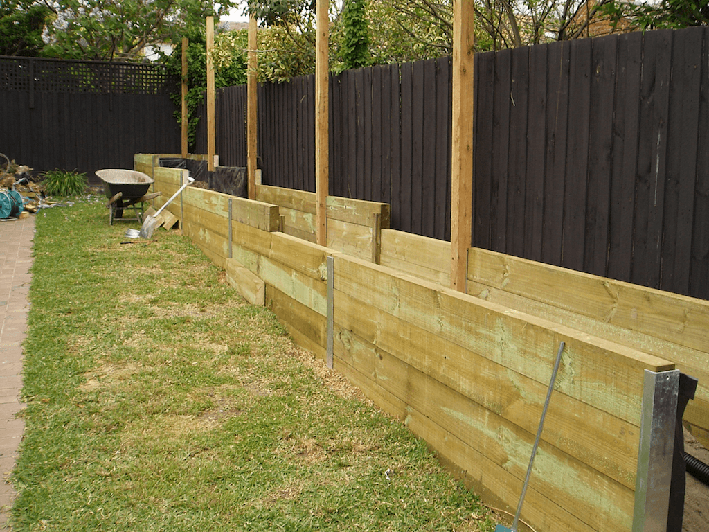 Retaining Walls Project 1 Forever Green Landscaping Melbourne