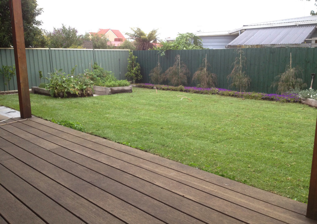 Landscape construction project 8 forever green for Landscape construction melbourne