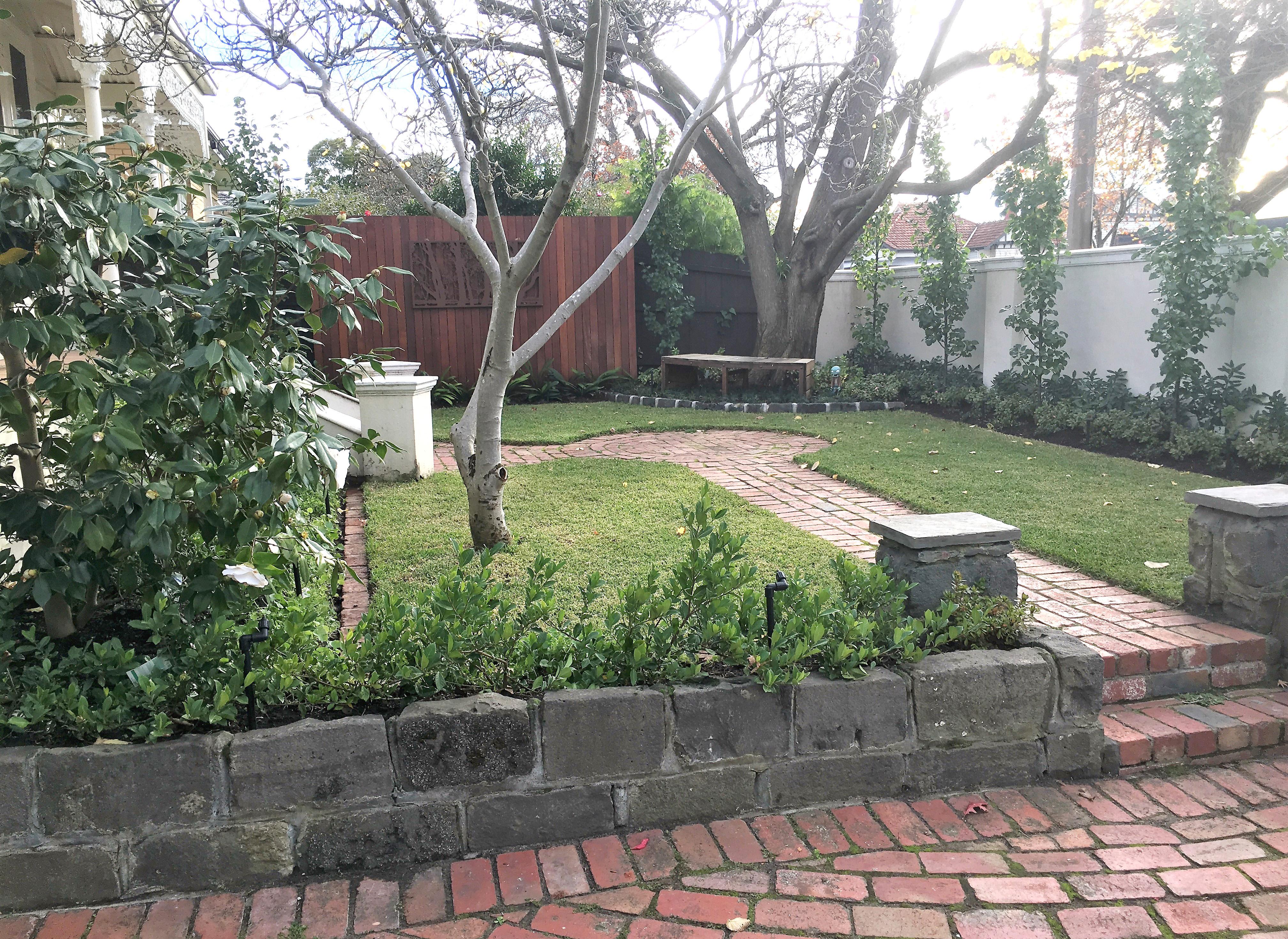 Landscape construction forever green landscaping melbourne for Landscape construction melbourne